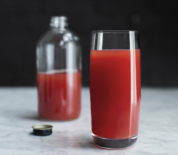 tomato watermelon juice