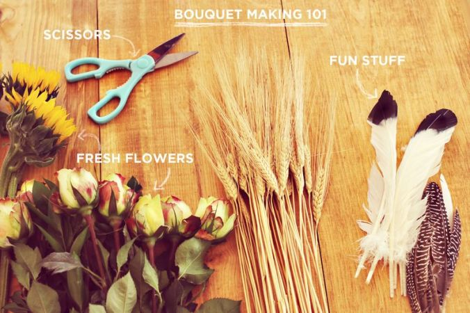 Basic Floral Design Supplies