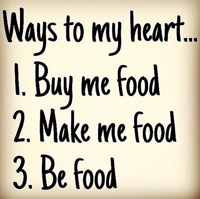 ways to my heart