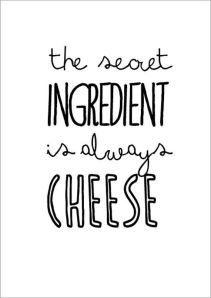 cheese secret ingredient