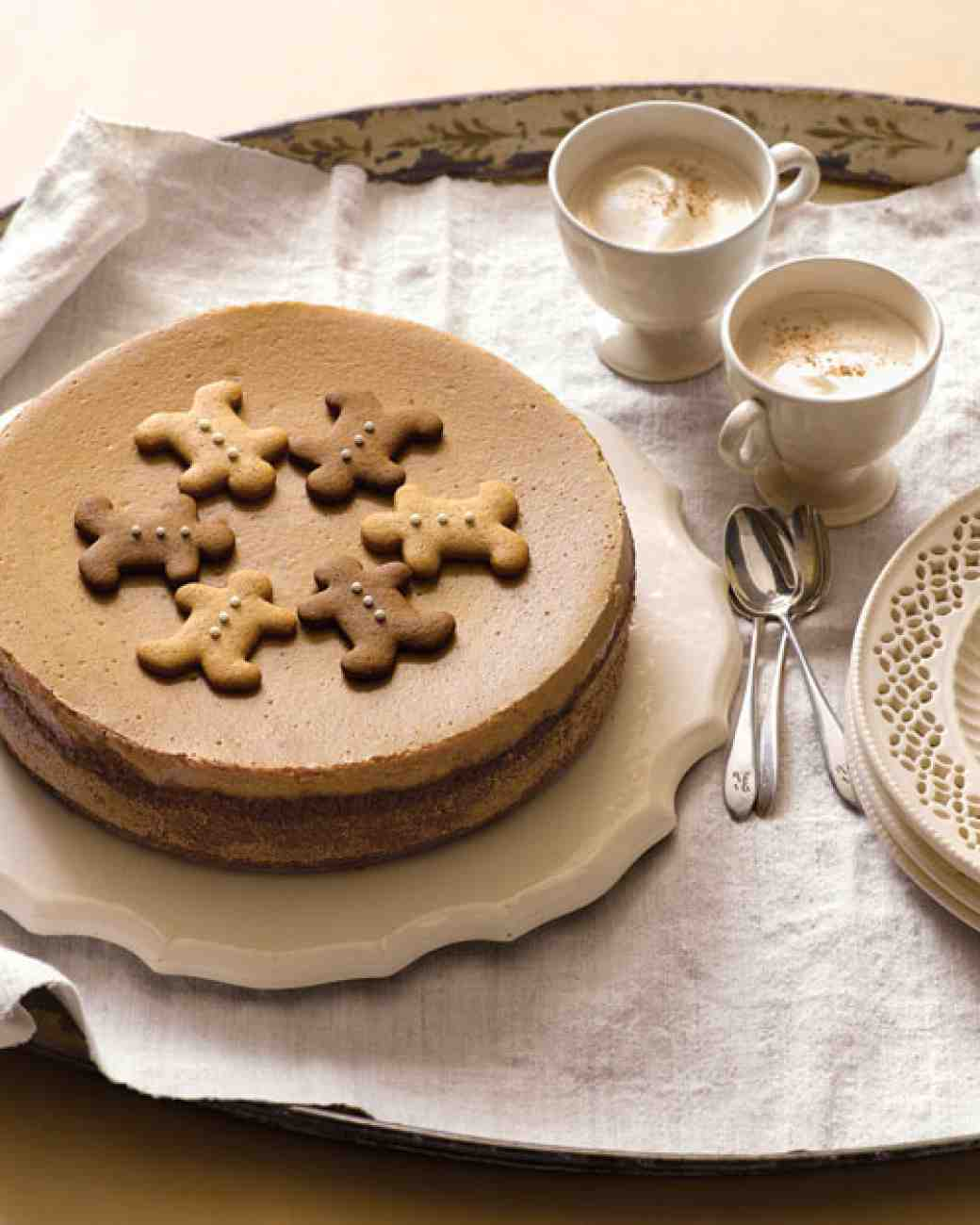 Gingerbread Cheesecake | Relish Caterers + Event Planning Blog