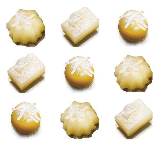 pina-colada-jello-shots Rachel Ray