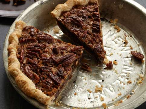 Chocolate Pecan Pie August 20