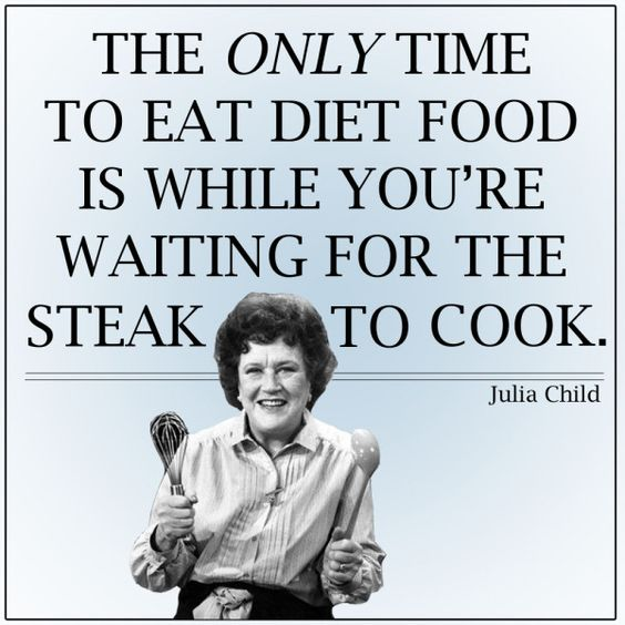Julia Child August Birthday
