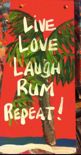 Rum Quote August