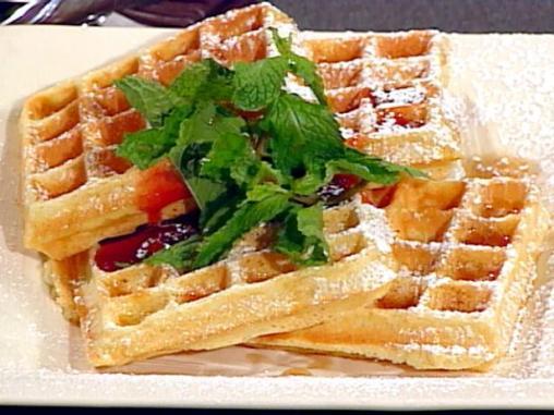Food Network Waffles